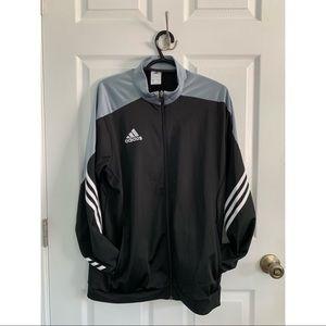 Adidas Track Jacket Graphite
